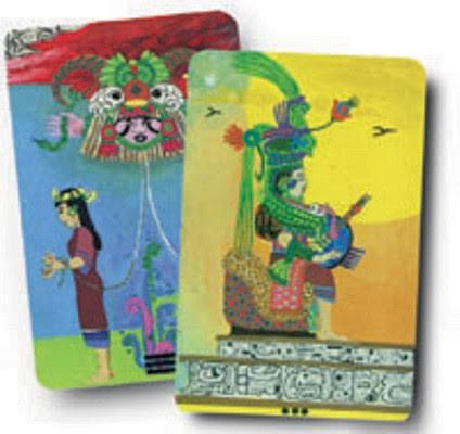 Xultun (Mayan) Tarot Deck