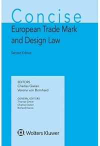 Concise European Trade Mark and Design Law